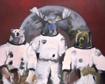 Space Triumvirate