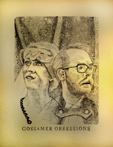 Comedy sketch duo GOSSAMER OBSESSIONS